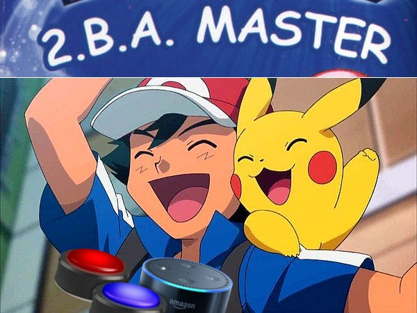 2.B.A. Master! Celebrating 20 years of Pokémon in the US!!