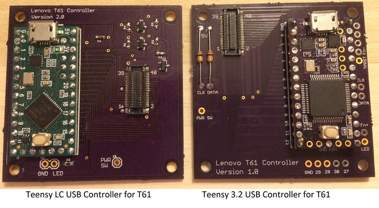 The Teensy LC needs level translators but the 3.2 is 5 volt tolerant