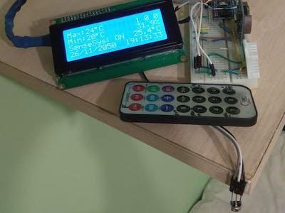Domotics Control (Home Automation)