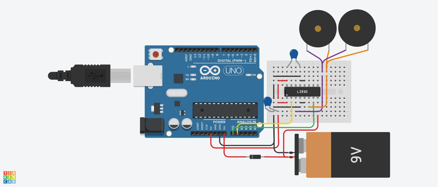 Mini Acoustic Levitation Electronics Project Circuit Diagram Levitator 5qcr2ltsxt