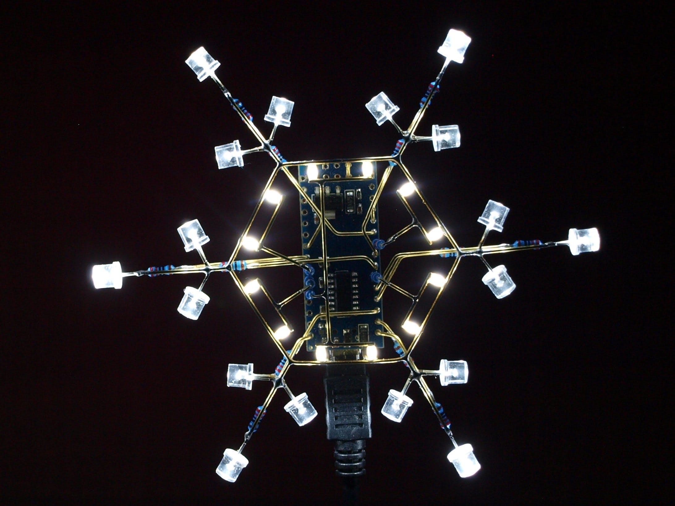 Arduinoflake!