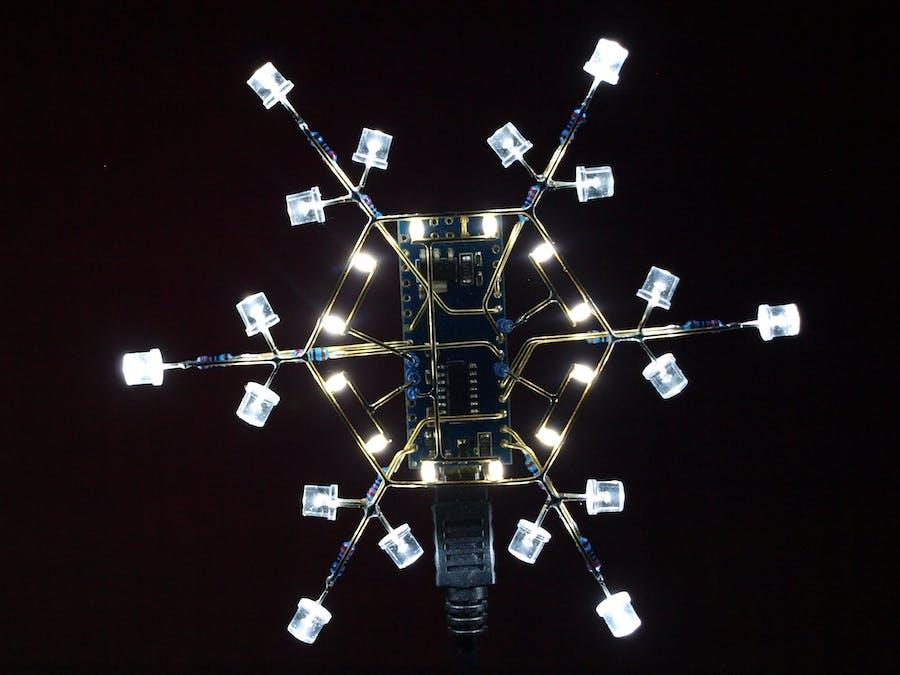 Arduinoflake! - Hackster io