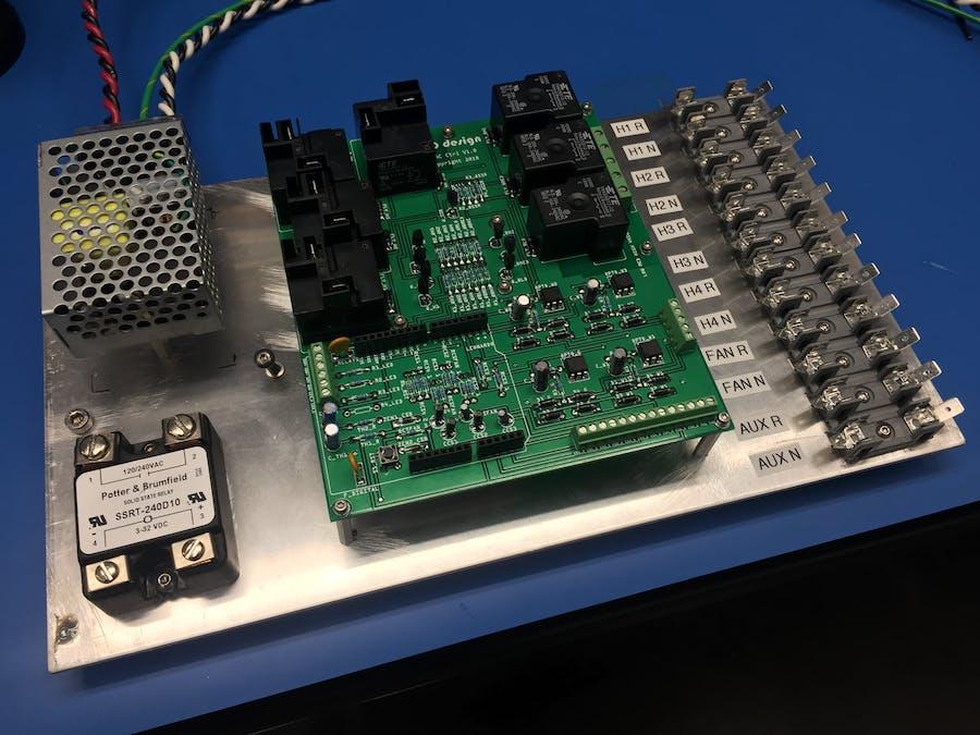 HVAC Controller Retrofit