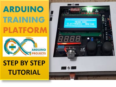 Arduino Training Platform