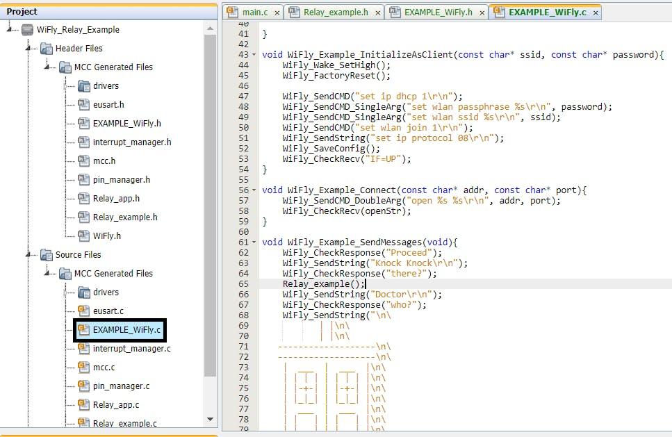 Basic IoT Node on MPLAB Xpress Board - Hackster io
