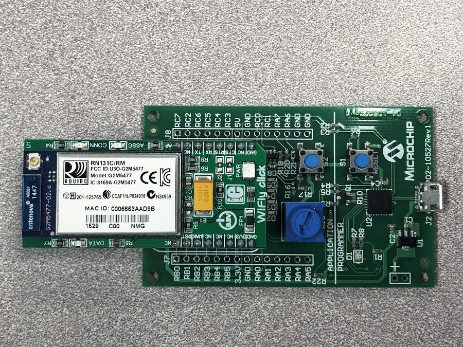 Basic IoT Node on MPLAB Xpress Board - Hackster io