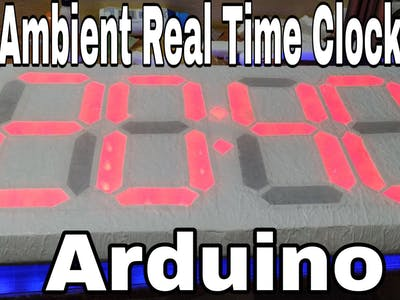 Ambient Real-Time Clock