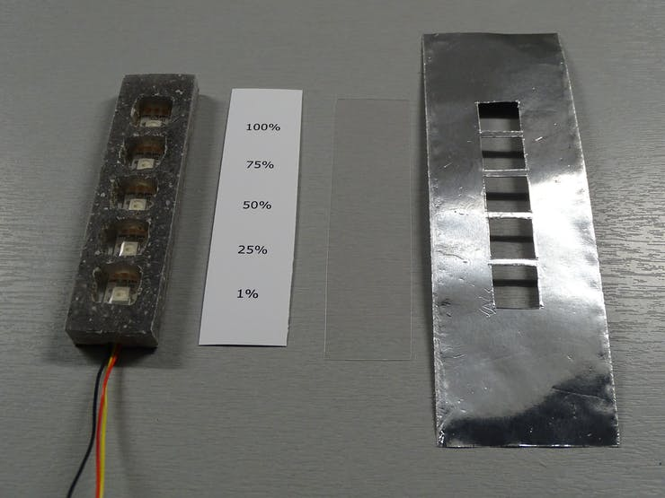 Arduino ESP32 DIY Water Level Sensor and DIY Level Indicator