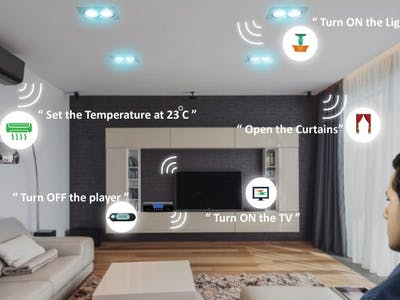 Voice Based Home Appliances Controlling System