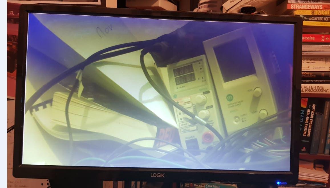 MIPI Camera Output