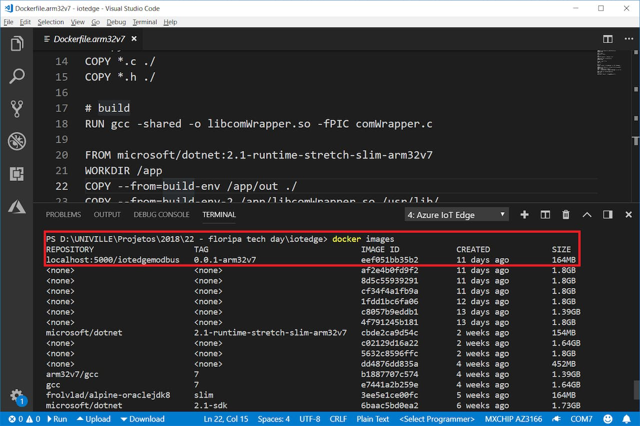Azure IoT Edge Reading Data From PLC - Industrial IoT