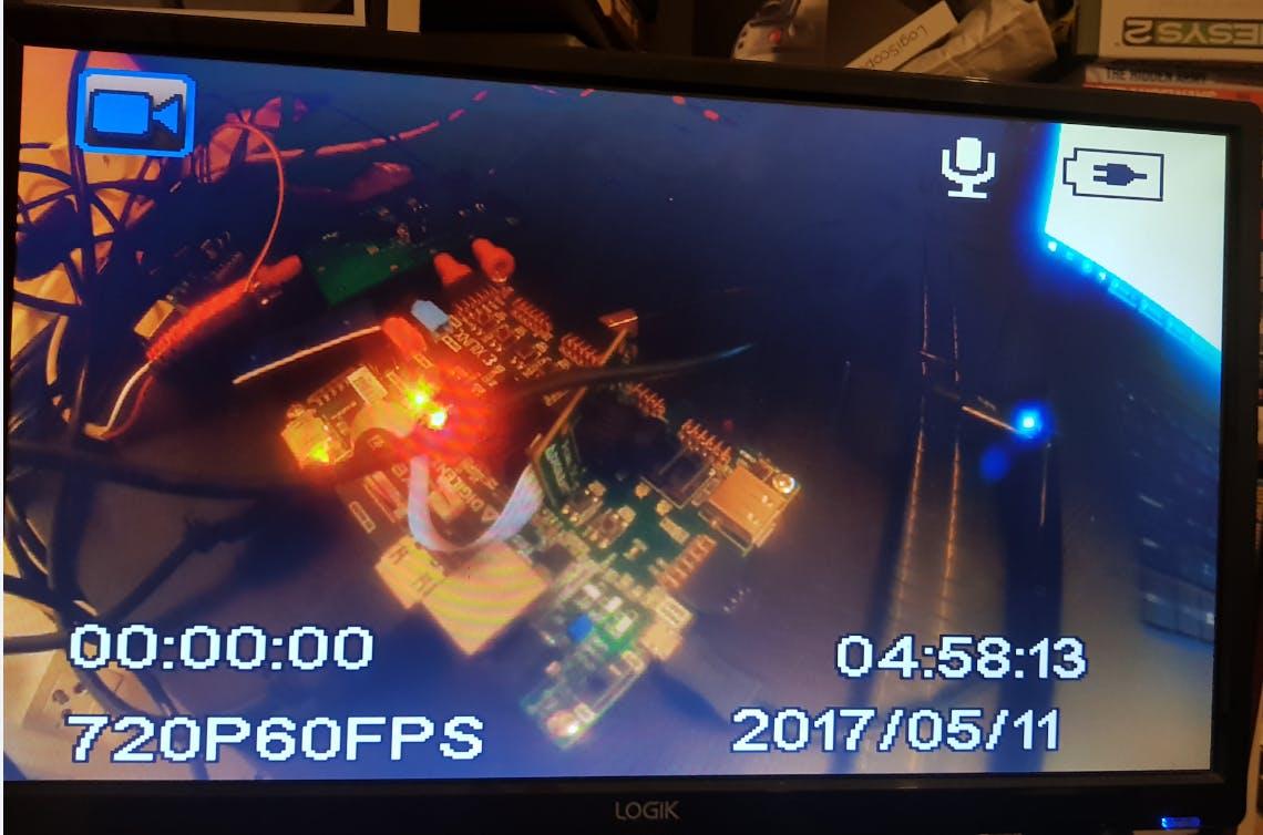 HDMI Camera Output