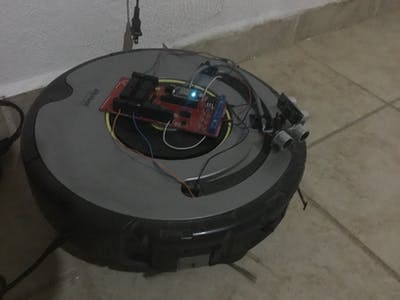 Hacking an iRobot to Act as RC with Adacore & Particle
