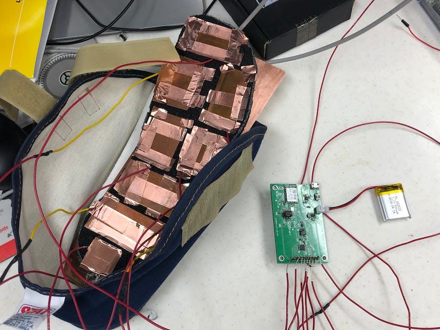 Smart Shoe Sensor