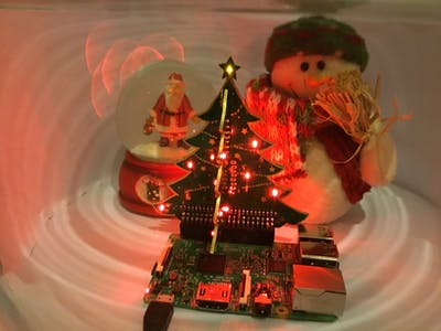Let's Celebrate Christmas with Raspberry Pi