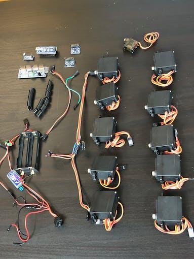 Basic Kit Electronics