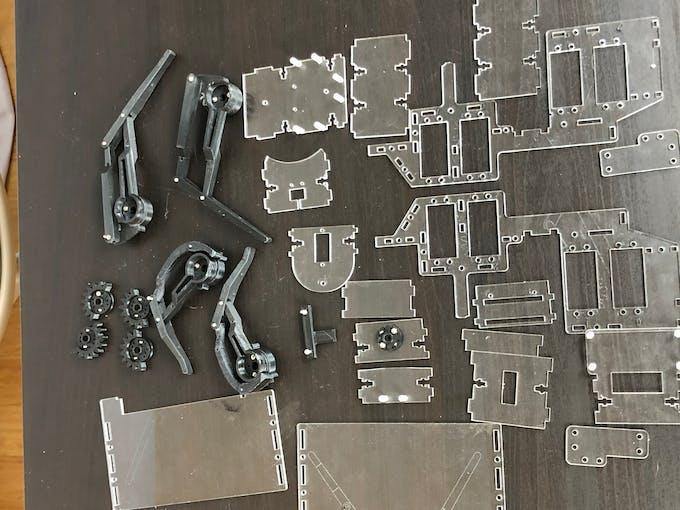 Basic Kit Frame