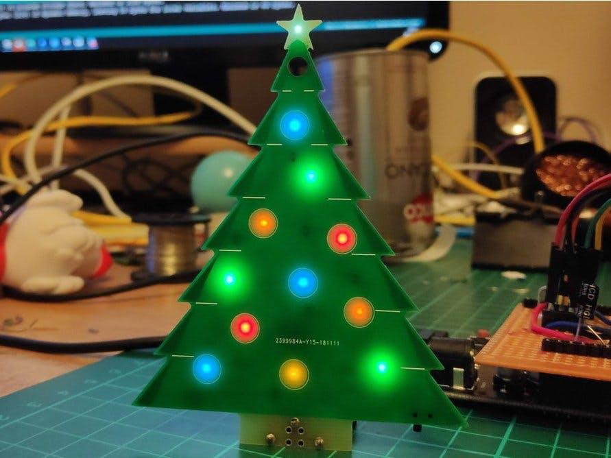 Christmas 3 PCB