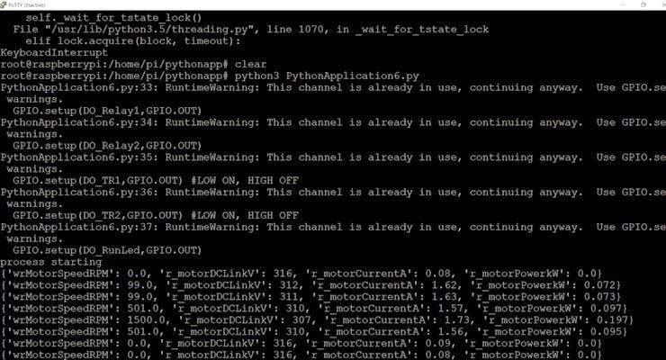 Danfoss Motor Driver Control with Raspberry Pi - Hackster io