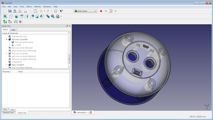 CAD 3D Design