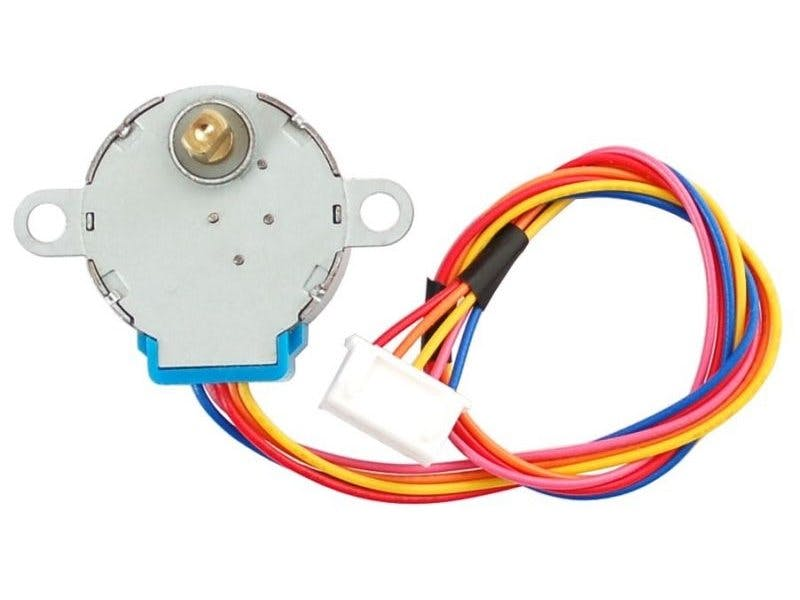 How to Code Step Motor