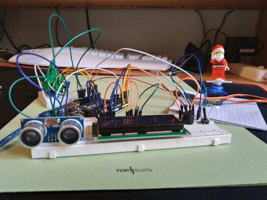 Homemade Christmas Project