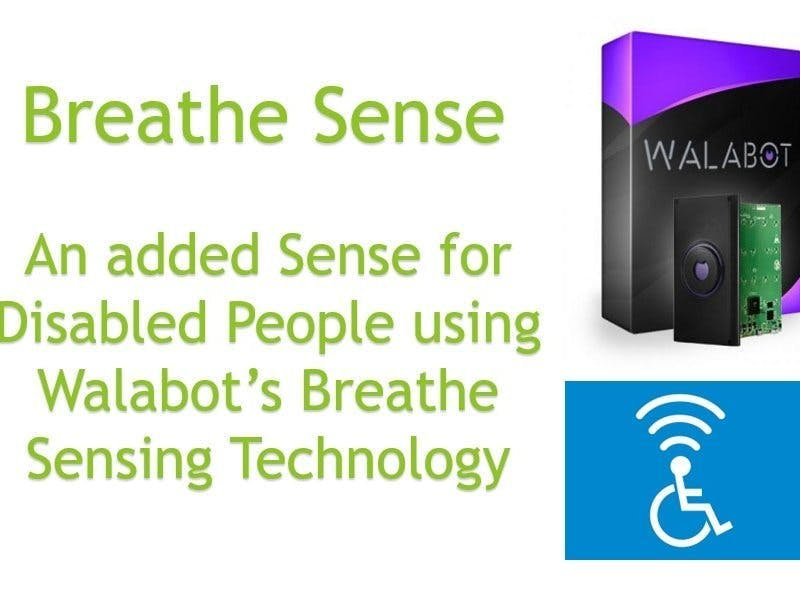 Breathe Sense - An Added Sense for Disabled People (Updated)