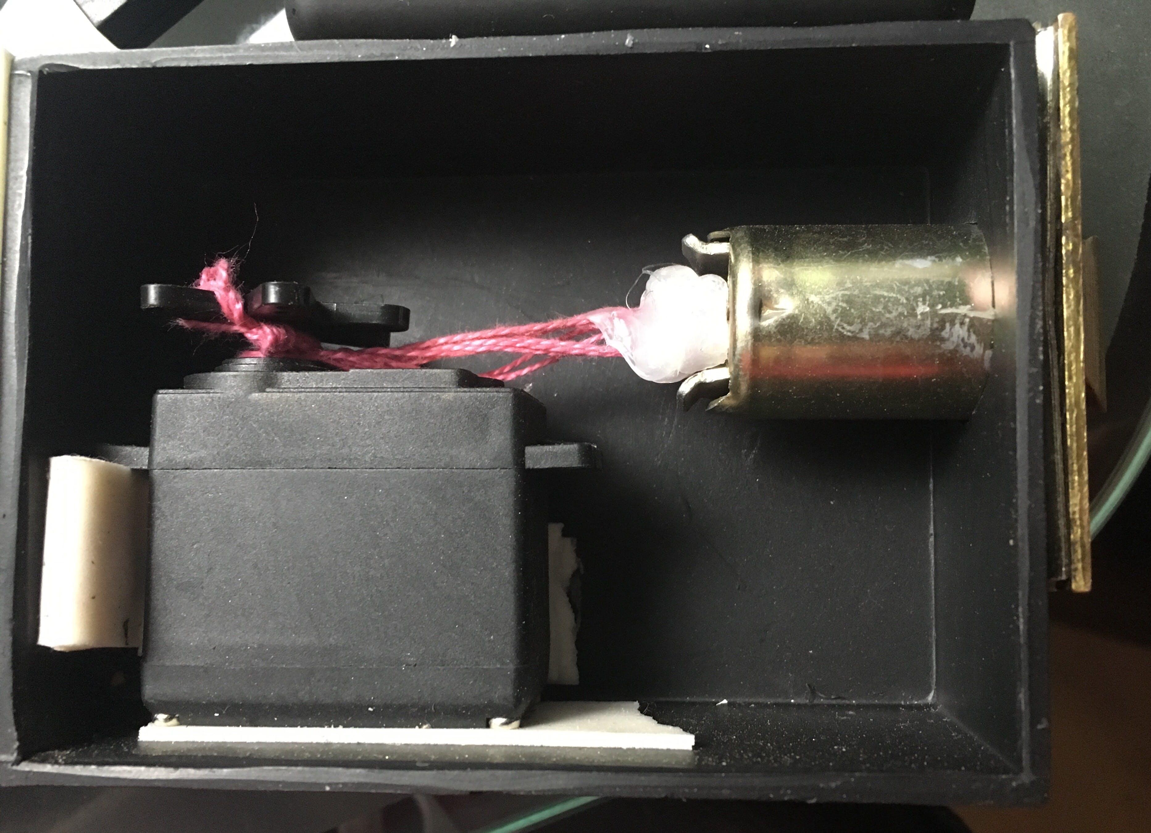 DIY Servo Smart-Lock