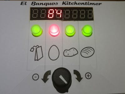 One Kitchen Timer To Cook It All