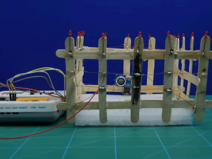Intrusion Detection System Using Arduino