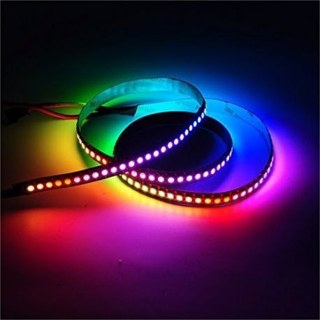 Adressable RGB LED AKA NeoPixels