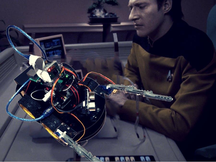The Scorpion | Star Trek InspiredRobotics