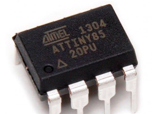 Attiny85/84 with Bluetooth