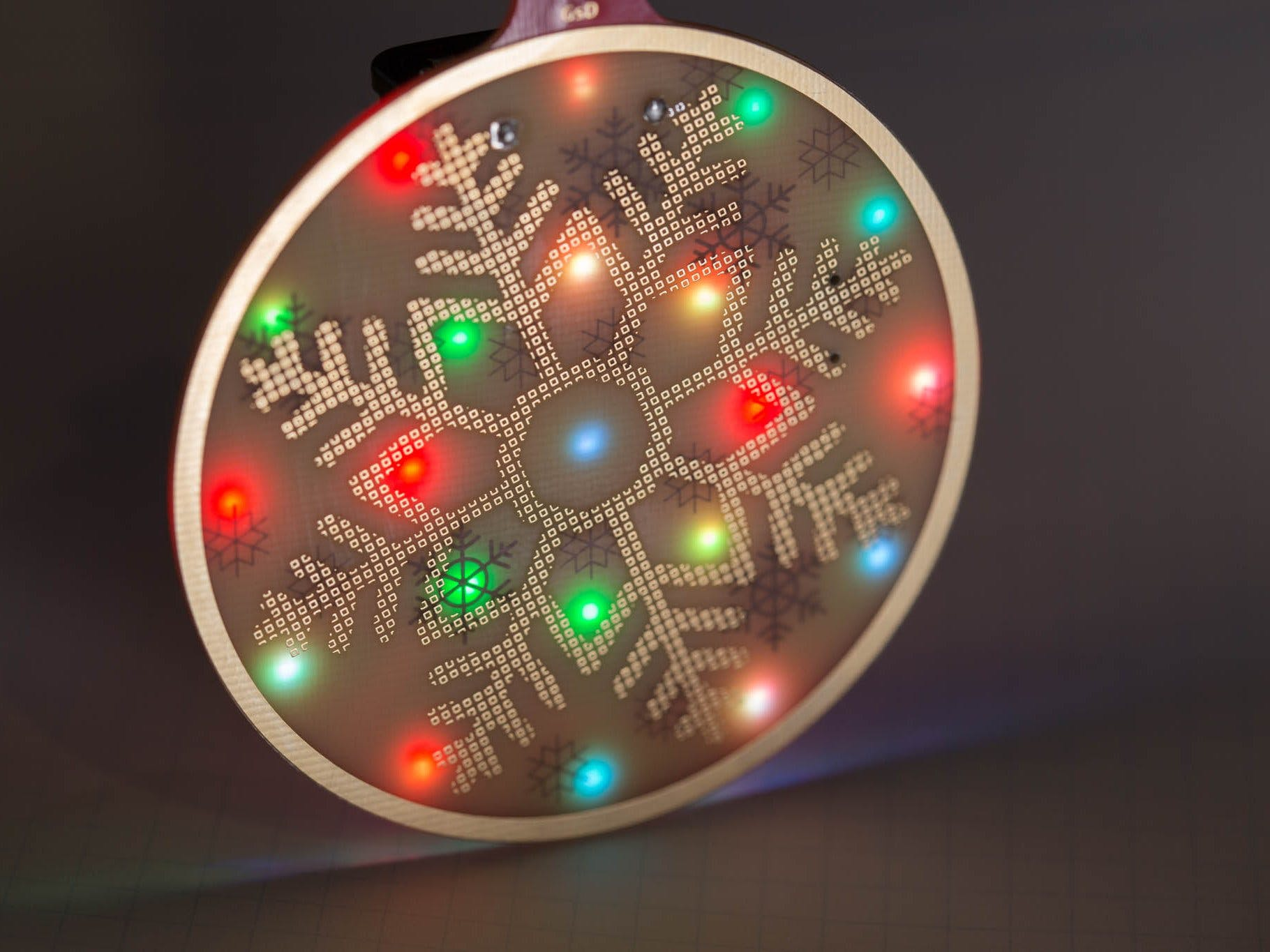 LED Christmas Decorative PCB