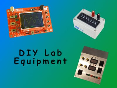 DIY Lab Equipment