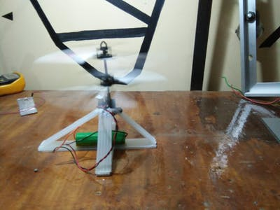 Arduino Helicopter (Crap Edition)