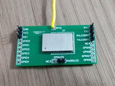 Open Source Breakout Board Sigfox to Send Data to Azure IoT