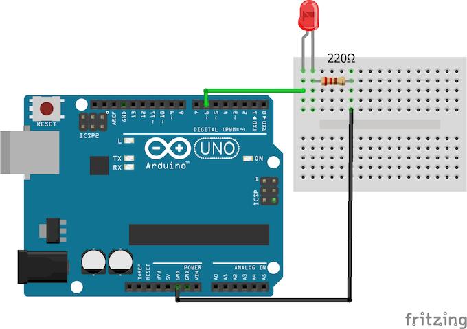 arduino pwm tutorial  arduino project hub