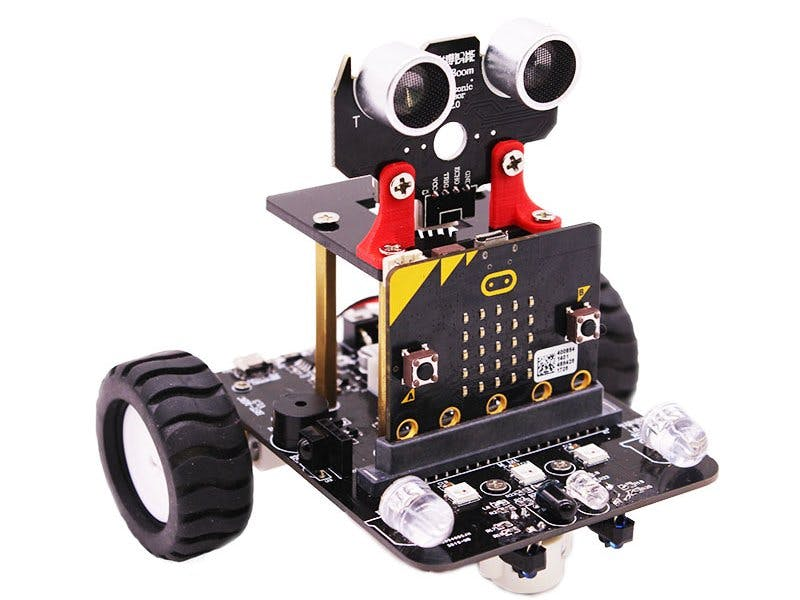 Yahboom Micro:bit Smart Car
