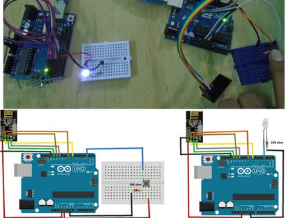 nRF24L01 Interfacing with Arduino | Wireless Communication - Hackster io