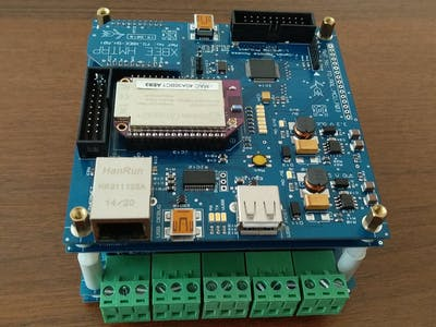 Omega2 Software Development Board
