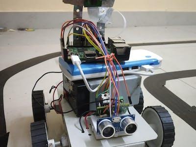 Autonomous Vehicle Using Artificial Neural Networks