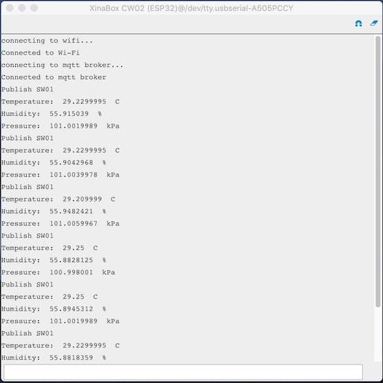 Python Weather Station on CW02(ESP32) and Ubitdots - Hackster io