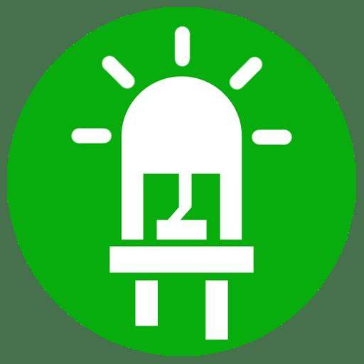 Logo led transp alta bu7asm3zak