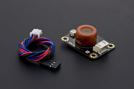 MQ7 carbon monoxide sensor
