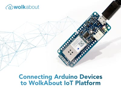 Connecting Arduino Devices to WolkAbout IoT Platform