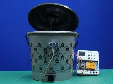Automatic Trash Can Using Arduino Based Embedded Platform
