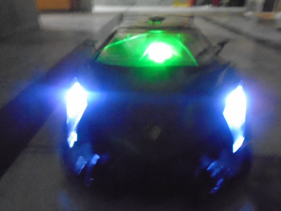 High Speed Arduino RC car