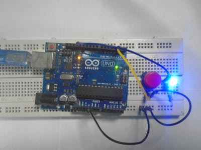 Arduino Button Tutorial Using Arduino DigitalRead Function