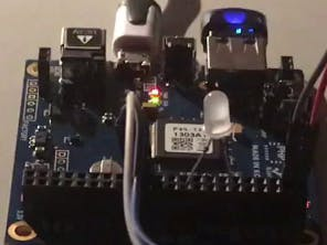 Bluetooth HM-10 Module + PHPoC Blue/Black